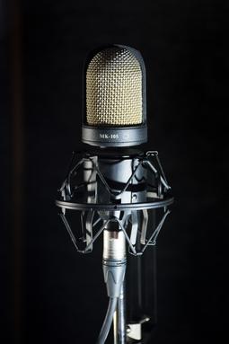 Студийный конденсаторный микрофон Oktava MK-105