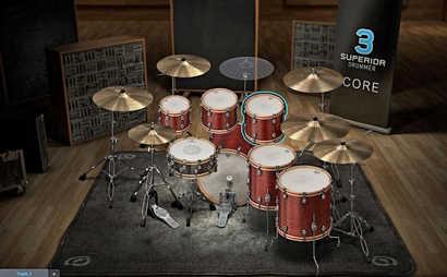 Instrument Superior Drummer