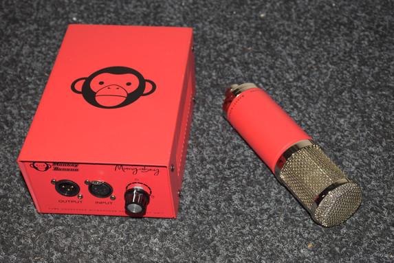 Студийный ламповый микрофон Monkey Banana Mangabey