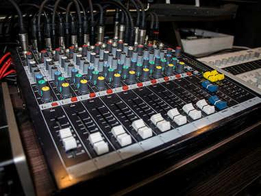 Микшер Soundcraft EPM8