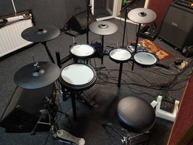 Электронные ударные Roland V-Drums TD-17KVX