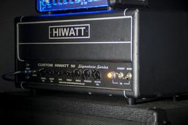 Гитарный усилитель Hiwatt Custom 50