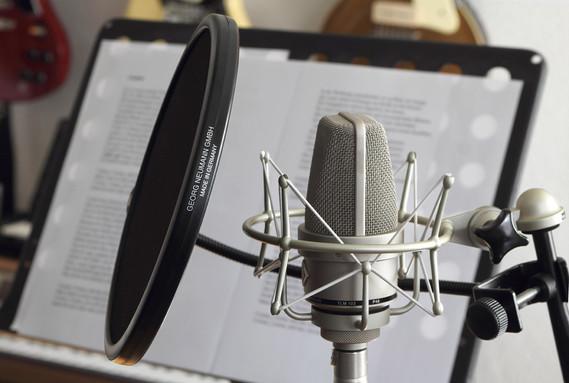 Студийный конденсаторный микрофон Neumann TLM 103