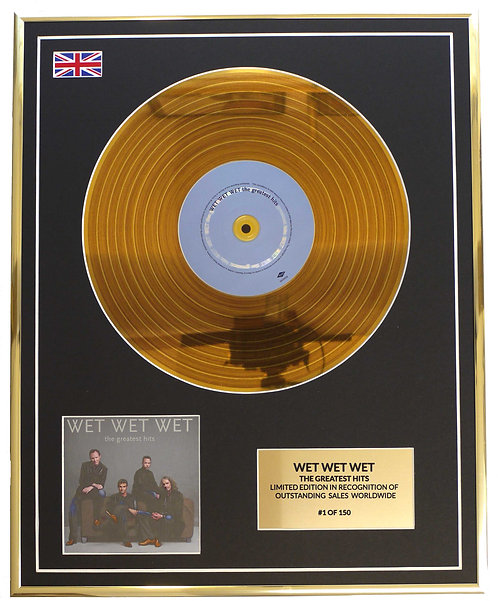 Wet Wet Wet- The Greatest Hits
