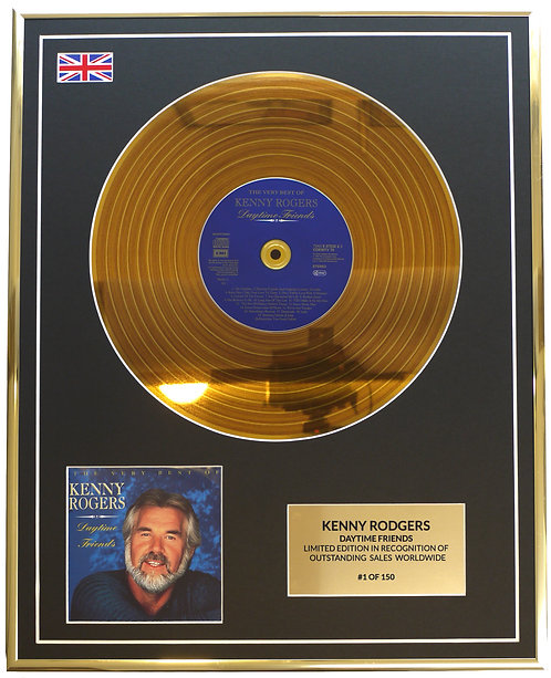 Kenny Rodgers - Daytime Friends