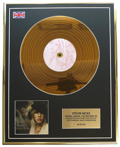 Stevie Nicks - Crystal Visions...The Very Best Of