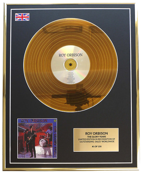 Roy Orbison - The Glory Years