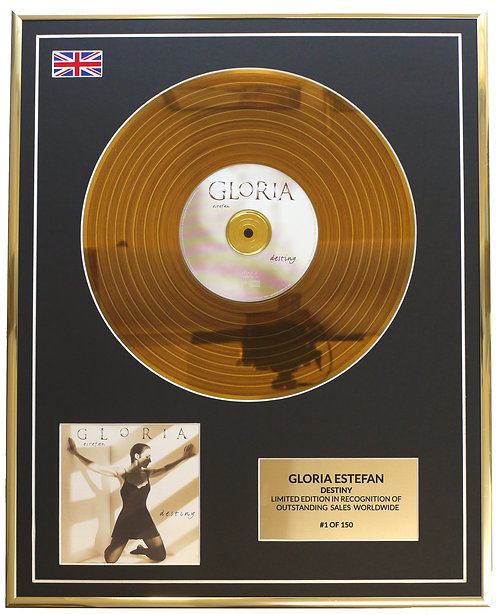 Gloria Estefan - Destiny