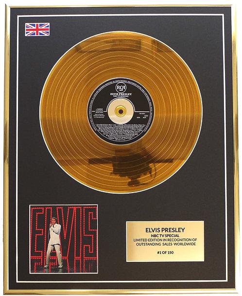 Elvis Presley - NBC TV Special