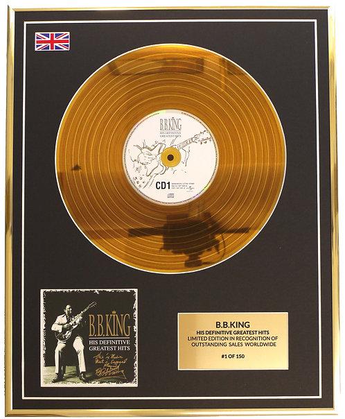 B.B.King - His Definitive Greatest Hits