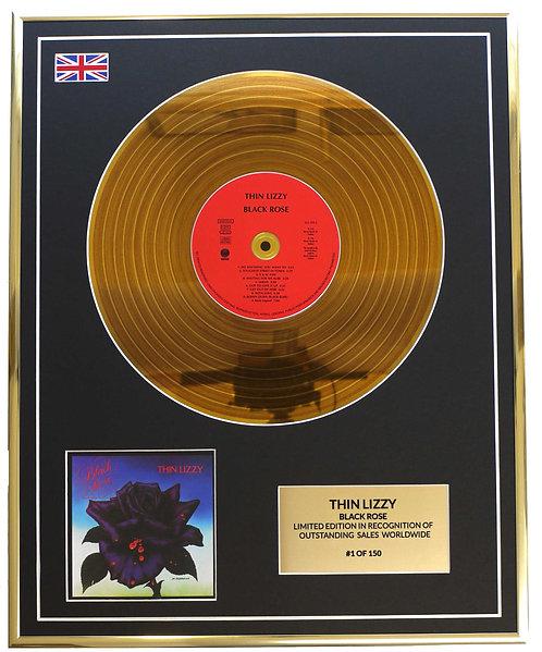 Thin Lizzy - Black Rose