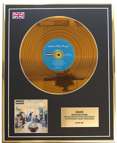 Oasis - Definitley Maybe