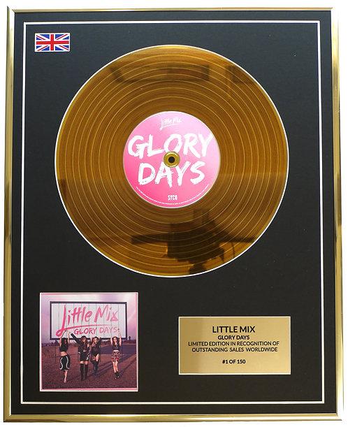 Little Mix - Glory Days
