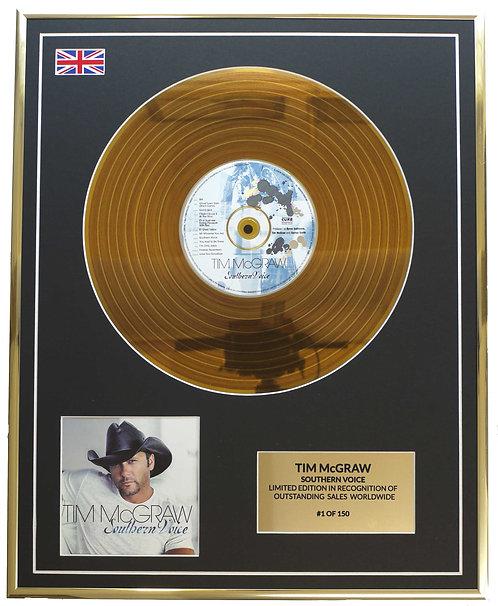 Tim McGraw - Southern Voice