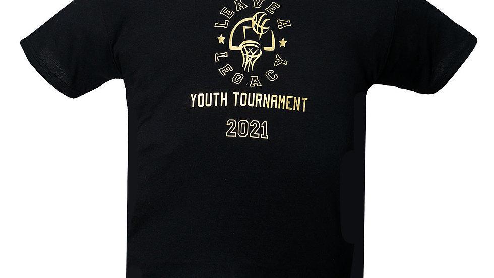 RISE Leave A Legacy Tournament T-Shirt