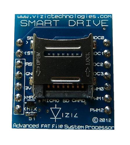 SmartDRIVE - Datalogger Processor
