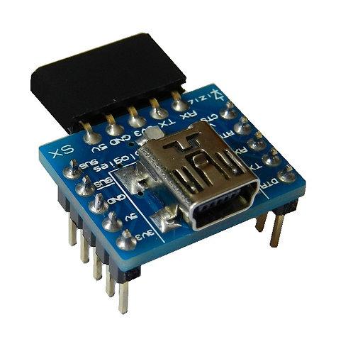 USB-UART SX - Intelligent Bridge