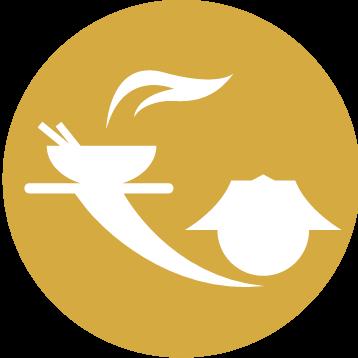 Ensemble de plats asiatiques à commander en ligne