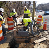 Cabinet Control bases at 16th St. & Arkansas Ave NW SE corner.