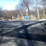 Temoprary Asphalt at 16th St. & Arkansas Ave NW.