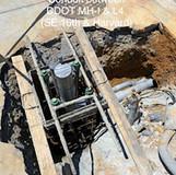 Conduit between DDOT MH-I & L4. (SE 16th & Harvard)