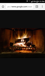 wood gas and pellet fireplace clean