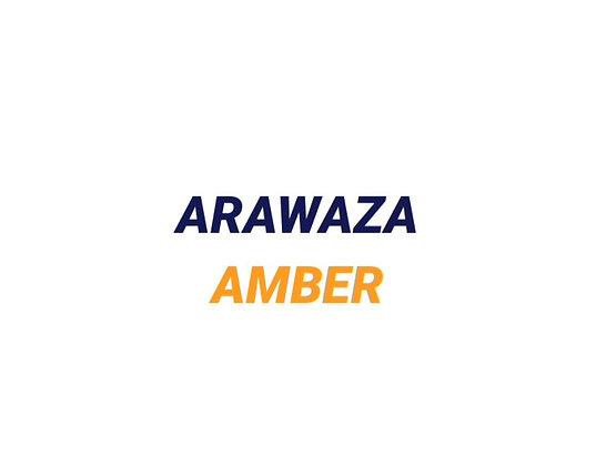 Arawaza Amber Kata Suit