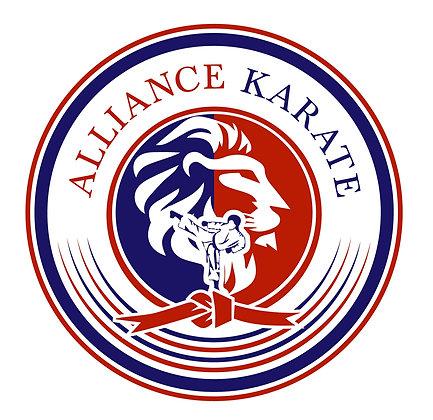 Alliance Karate Squad Badge