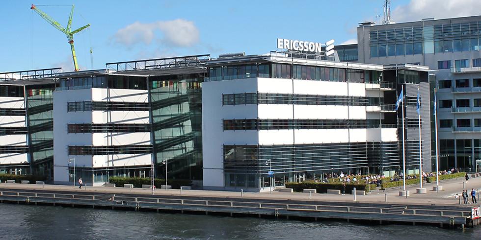Ericsson Office Visit