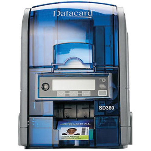 Datacard SD 360