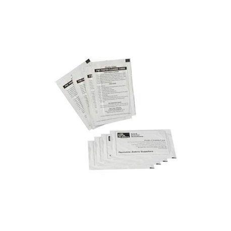 Kit de Limpieza, 25 tarjetas de limpieza estandar y 25 tarjetas de limpieza T