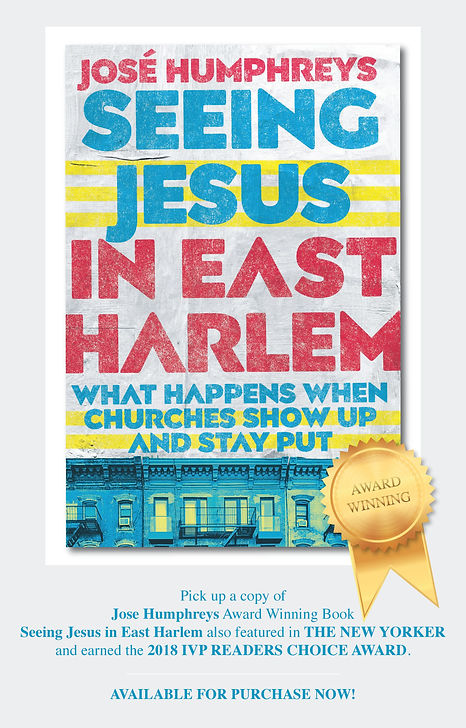 Seeing Jesus - Website - Book Highlight