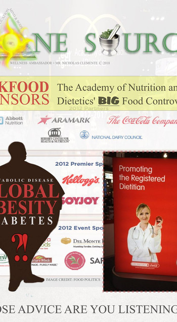 Why the titles: registered dietitian nutritionist (RDN), holistic nutritionist (HN), health coach...