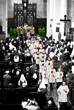 Solemn High Mass