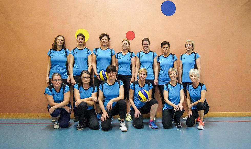 TVNH, Turnverein Niederhelfenschwil, Netzball Frauen