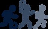 Wettkampf 35+, Passen-Werfen-Laufen, Disziplin, Ostschweizer Sportfest 2022 Niederhelfenschwil, TVNH, Turnverein Niederhelfenschwil