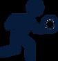 Sektionswettkampf 3-teilig, Ballstafette, Disziplin, Ostschweizer Sportfest 2022 Niederhelfenschwil, TVNH, Turnverein Niederhelfenschwil