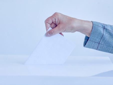Abstimmungsergebnisse der 14. Hauptversammlung