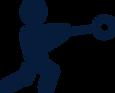 Schleuderball, Disziplin, Ostschweizer Sportfest 2022 Niederhelfenschwil, TVNH, Turnverein Niederhelfenschwil