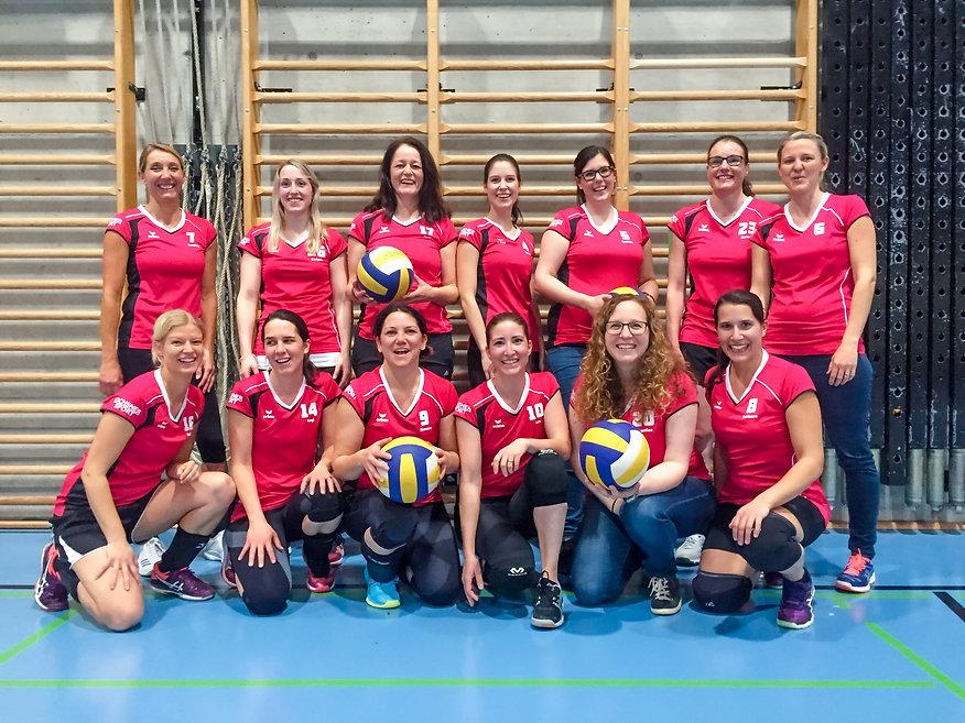 TVNH, Turnverein Niederhelfenschwil, Volleyball Aktive
