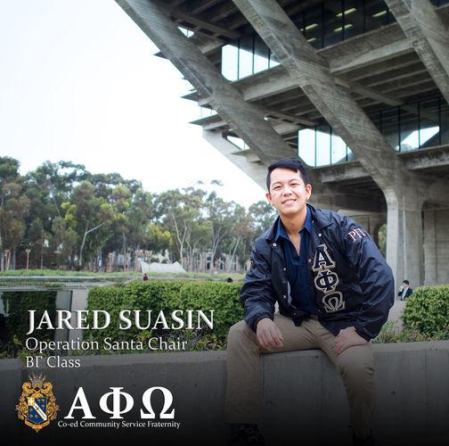 Jared Suasin