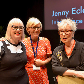Naomi Frisby, Pippa Le Quesne and Jenni Eclair
