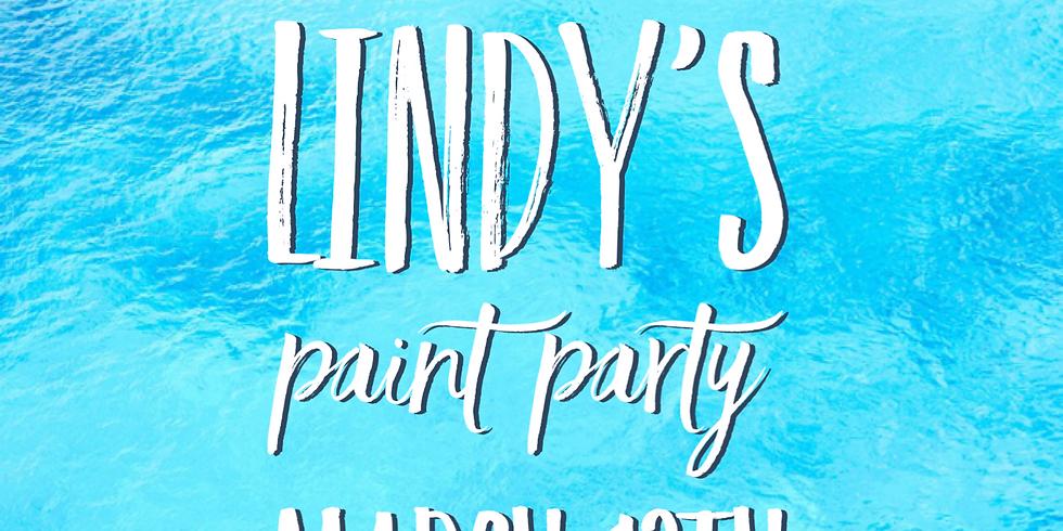 Lindy's Paint Party