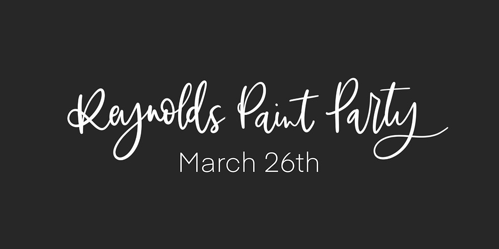 Reynolds Paint Party