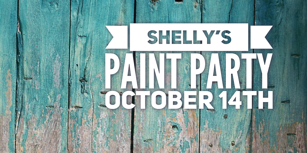 Shelly's Paint Party