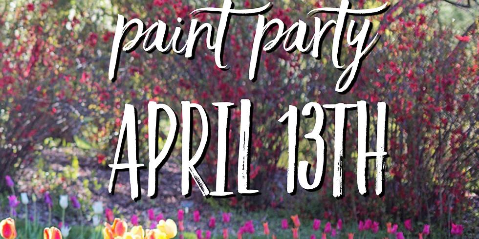 Compassion Ladies Paint Party