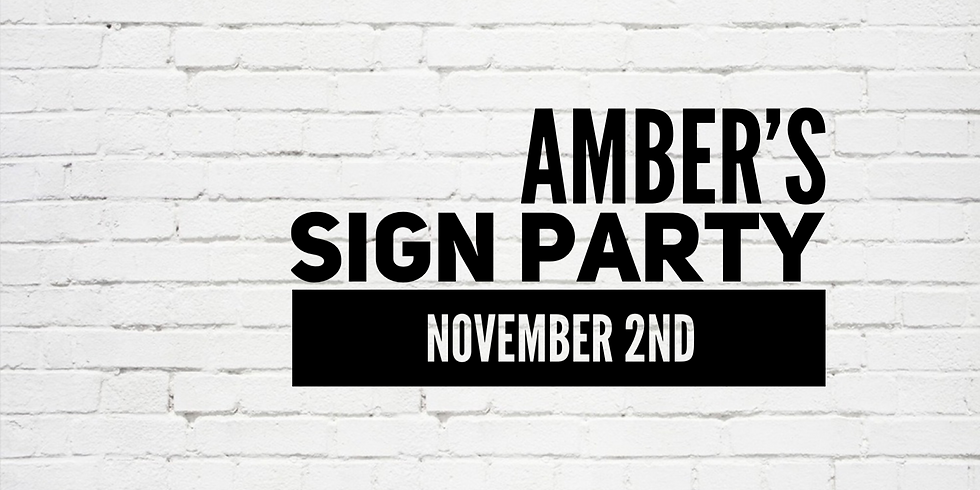 Amber's Paint Party