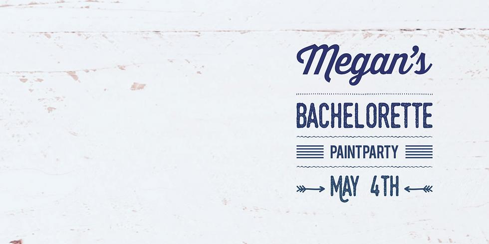 Megan's Bachelorette Paint Party