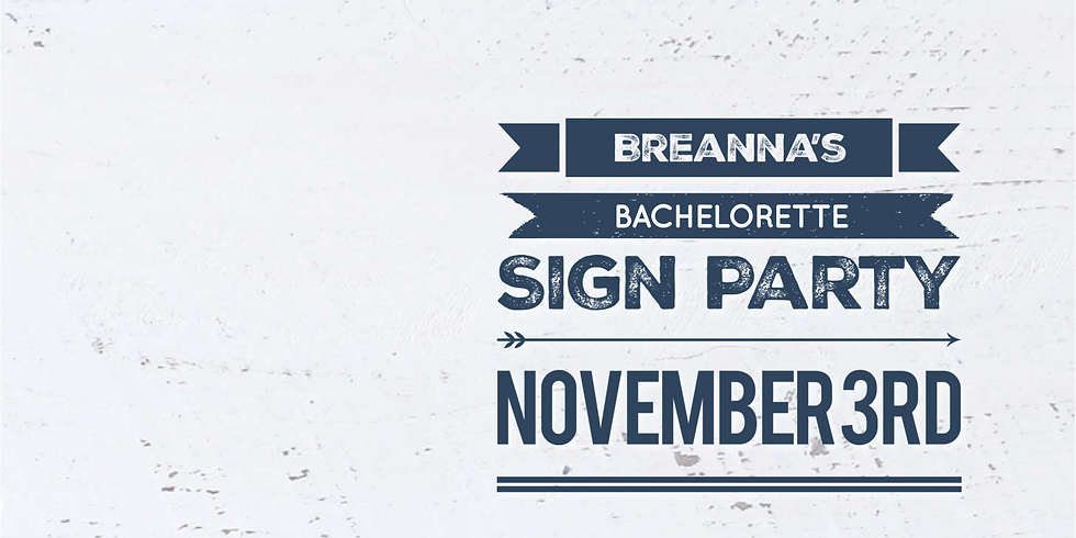 Breanna's Bachelorette Paint Party