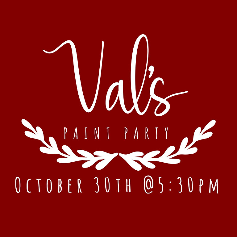Val's Paint Party